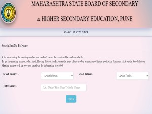 Maharashtra 12th Result 2021 Roll Number How To Check Seat Number