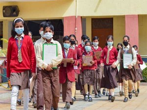 Schools In Up Reopening For Classes 9 To 12 From August 16 With 50 Attendance