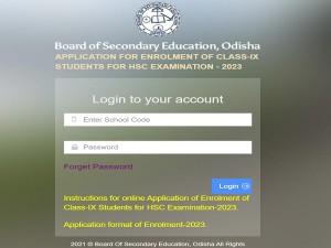 Odisha Hsc Exam 2023 Registration Begins