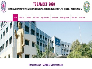 TS EAMCET Seat Allotment 2020 Provisional (Round 1) Result Declared