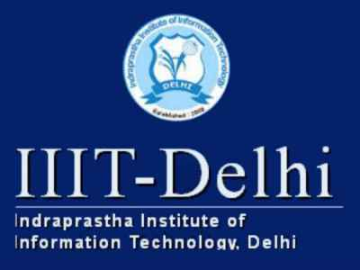 Application process for Ph.D courses for IIIT-D