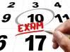 JEE Main, NEET, GPAT & CMAT Exam Dates 2020